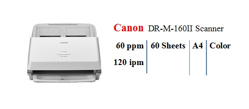 Canon-DR-M-160II-scanner